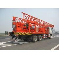 Wholesale Truck Mounted R4105P 45kw 1300m Depth Core Drill Rig from china suppliers