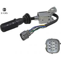 Wholesale FNR JCB Forward Reverse Switch , Turn Signal Wiper Jcb Rocker Switch For JCB 701 / 80298 from china suppliers