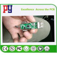 Quality 1OZ Copper Thickness SMT PCB Board Fr-4 Pcba With Two Port 2.4 Amp Fast Charging for sale