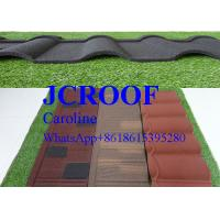 Wholesale Al-zn sheet  terracotta 0.4Corrugated Metal Roofing Sheets for house roofing from china suppliers