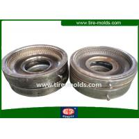 Wholesale High Polish Semi Steel Tire Mould Two Piece Mould 1 Year Warranty from china suppliers