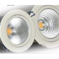 Wholesale 45 Degree 15w 3 Inch LED Ceiling Spot Lights 1100 Lumen 5000K For Supermarket from china suppliers