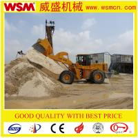 Wholesale 9 Tons Wheel Loader for Quarry Clearing with CE from china suppliers