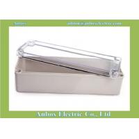 250*80*85mm Large Clear weatherproof box for outdoor projector