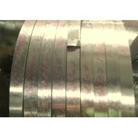 Wholesale Custom 508mm CR3 SGCE Hot Dip Galvanized Steel Strip for Constructual Profiles from china suppliers