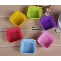 Wholesale Wholesale eco-friendly silicone cake mold for baking from china suppliers