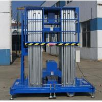 Wholesale The double 6-16 meters mobile aluminum hydraulic lift from china suppliers