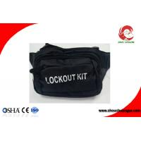 Quality High Quality Safety Lockout Waist Bag Made From Polyester Fabrics Can Customize for sale