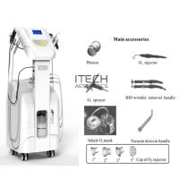 Wholesale Multifunctional Oxygen Facial Machine , Oxygen Jet Peel System For Skin Tightening Equipment from china suppliers