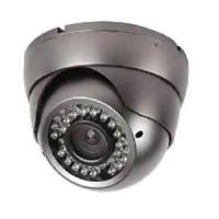 Wholesale DC12V 110mA black color 30M Metal housing waterproof 1/3 sony CCD 540TVL Indoor IR Dome Camera CCTV from china suppliers
