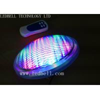 China 54W RGB Par56 Led Swimming Pool Light with wifi remote control on sale