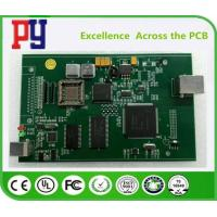 Quality Fr-4 Pcba Printed Circuit Board Assembly 2 Layer 1.6MM Thickness 1oz Copper for sale