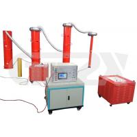 Wholesale AC High Voltage Resonance Test Series 1.5% System Accuracy Three Phase 380V 50Hz 1350kVA 270KV from china suppliers