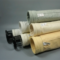 Wholesale Water Repellent 1000mm Cement Nonwoven PPS Filter Bags from china suppliers