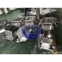 Rotomoulding Cooler Box Moulds Mirror Surface , Precision Rotational Molding