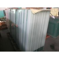 Wholesale Tinted / Printed Acid Etched Glass For Residential Balustrades , Crystallized Glass from china suppliers