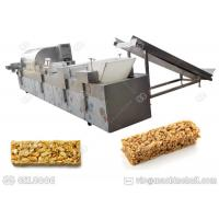 China Commercial Cereal Bars Machine Forming Puffed Rice With Progressive Technology on sale