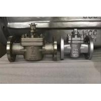 Wholesale Fully Lined API 6D 2 Way Plug Valve 2 Inch - 24 Inch With Replaceable Plug from china suppliers