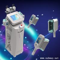 Wholesale 5 handles cryolipolysis body slimming beauty equipment for clinic in advance from china suppliers