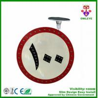 Wholesale Solar Powered LED Traffic Warning Sign Board for Traffic Safety Control Road Sign Boards from china suppliers