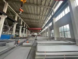 Wholesale Hot Rolled 304 Stainless Steel Plate 3.0 - 16.0mm SS Plate EN 10088 1.4319 Stainless Steel from china suppliers
