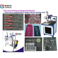Wholesale Dog Tag Laser Engraving Machine 10W, Wood Carving Machine, Plastic laser marker from china suppliers