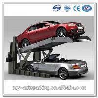 China Two Post Car Lift Parking Two Parking Lift garagepark stack parking on sale