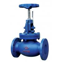Wholesale DIN3356 PN16 Stainless Steel Globe Valve Flange Connection BS Standard from china suppliers