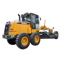 China XCMG Small Road Grader , Road Construction Equipment Color Optional on sale