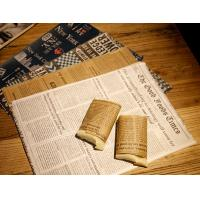 Wholesale Printed Greaseproof Baked Good Packaging Wax Paper Sandwich Wrap Paper from china suppliers