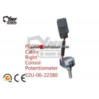 Wholesale 22U-06-22380 Potentiometer Assy For PC300-8 PC400-8 PC350-8  YNF02590 from china suppliers