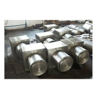 China Silver Forging Hydraulic Press Forged Valve Body With Alloy Steel AISI DIN , Casting Valve Body on sale