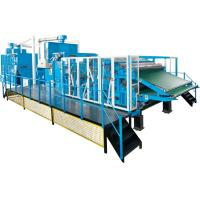 Wholesale Fiber Processing / Nonwoven Cotton Carding Machine High Performance Dust Collection System from china suppliers