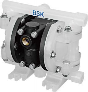 China Industrial Plastic Diaphragm Pump Low Pressure Diaphragm Pump For Waste Water on sale