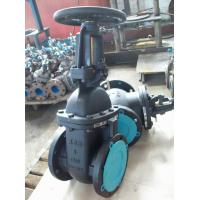 Wholesale High performance ANSI B16.10 cast iron body, cast bronze seat gate valve from china suppliers