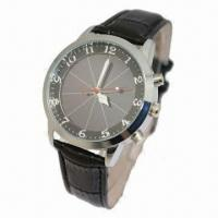 Wholesale Solar Time Watch with Snooze Standard Display and Daily Alarm, Various Colors are Available from china suppliers