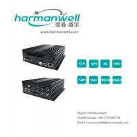 Wholesale 4ch HD 720P AHD MDVR GPS+3G+WIFI  HDMI Output for Display and Configure from china suppliers