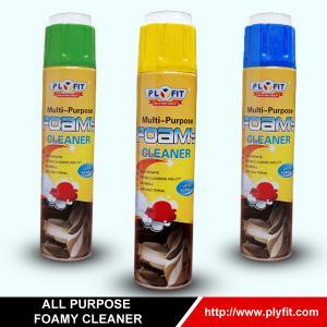 Multi Purpose Foam Car Care Products Dashboard Cleaner Spray Non - Abrasive