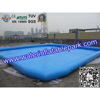 Large square inflatable water pool outdoor toys inflatable swimming pools 103242918 Square swimming pools for sale