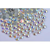 Wholesale Shoes / Garment Loose Hotfix Rhinestones Extremely Shiny High Color Accuracy from china suppliers