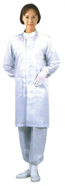 Anti Static Clothing : Anti static clothing product name unlined long gown of