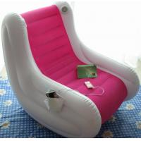 Wholesale Inflatable Rocker Speaker Chair from china suppliers
