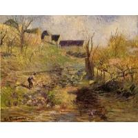 Wholesale Impressionist(3830) Landscape_at_Osny from china suppliers