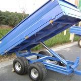 Buy cheap Dumping Trailer from wholesalers