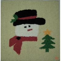 Wholesale Garments SNOWMAN PILLOW from china suppliers