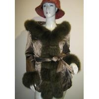 Buy cheap Fur Garment S09-25 from wholesalers