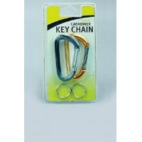 Buy cheap STATIONERY 61730 2pcs 8cm Key Chain from wholesalers