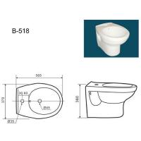 Wholesale Bidets DY002 from china suppliers