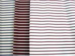 Wholesale Wool/cashmere series Silk/cotton series Color-striped jersey from china suppliers