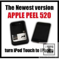 how to turn on my ipod touch